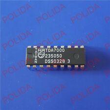 1PCS FM radio IC PHILIPS DIP-18 TDA7000