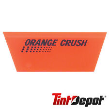 Orange Crush Squeegee Blade for Fusion Hand Job Handle (blade only) Wrap, Decal