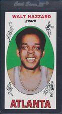 1969/70 Topps #027 Walt Hazzard Hawks EX *664