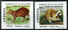 El Salvador 1993 Mi.No. 1921 - 1922 Animals AMERICA UPAEP 2v MNH**