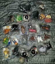 Star Wars Kids Meal Toy Lot McDonalds Burger King Taco Bell 28pc Free Shipping