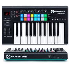 NOVATION LAUNCHKEY 25 MKII tastiera keyboard controller pad usb ableton live