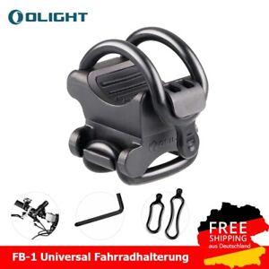 Flashlight Holder Fahrradhalter Universal Radsport Taschenlampen Halterung