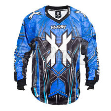HK Army HSTL Line Jersey - Blue - Medium **FREE SHIPPING** Paintball