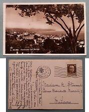 S. Remo - Panorama dal Berigo 1935