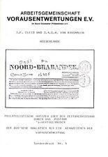 Broschüre Niederlande Zeitungsversand ´s-Hertogenbosch, der Bos´sche Abklatsch