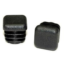 """100 x 3/4 """"pollice quadrato PIEDI SEDIA-TUBO bungs-estremità * VALUE PACK *"""
