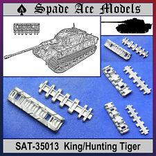 Spade Ace 1/35 SAT-35013 Metal Track King Tiger/Jagd Tiger