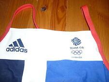 Equipo de natación traje Tamaño 40 16/18 G.B! Stella McCartney diseño de bandera (raro)
