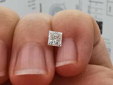 Echter natürlicher Diamant 0,70 ct. mit Zertifikat E SI2