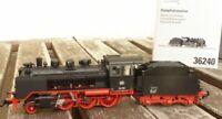 Märklin 36240 Dampflok BR 24 DB Epoche 3, 3-Leiter AC DIGITAL + Analog neuwertig