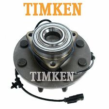 Dodge Ram 1500 2500 RWD Front Wheel Bearing and Hub Assembly Timken SP550104