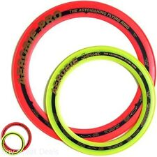 New Outdoor Pro Ring 13 In. and Aerobie Ring 10 in. Set Assorted Colors New
