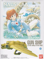 [FROM JAPAN]Nausicaa of the Valley of the Wind Wind valley gunship Plastic M...