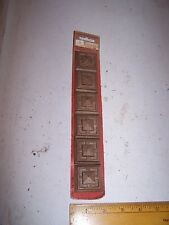 1970 Original Furniture Decorative TRIM Molding Parts Pieces - Corner - #39