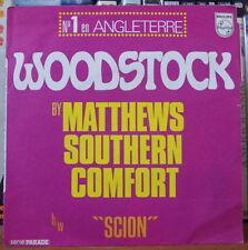 MATTHEWS SOUTHERN COMFORT WOODSTOCK  PHILIPS 1970