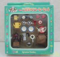 Sylvanian Families Selected Coffee Set Vintage Retired Calico Critters Epoch