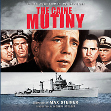The Caine Mutiny - Complete Score - Limited Edition - Max Steiner