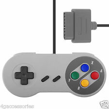 Replacement Controller Pad for Super Nintendo SNES Game