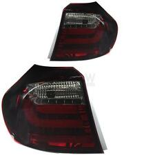 Rückleuchten LED Set BMW 1er E87 08-11 klarglas/rot-schwarz Light Bar 1122191