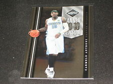 CARMELLO ANTHONY KNICKS LIMITED CERTIFIED AUTHENTIC PACK PULLED CARD #149 RARE