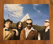 GFA Tool Band Bassist * JUSTIN CHANCELLOR * Signed Autograph 11x14 Photo AD2 COA