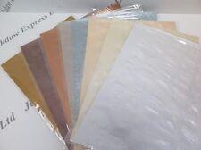 Alphabet & Numbers Metallic/Pearlescent Embossed Paper Die Cut Sheets Cardmaking