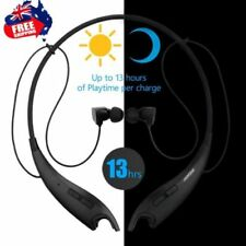 Neckband Double Earpiece Mobile Phone Headsets Mpow