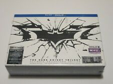 The Dark Knight Trilogy: Ultimate Collectors Edition Blu-Ray 6-Disc Set RARE