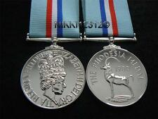 FULL SIZE BRITISH RHODESIA 1980 MEDAL REPLACEMENT COPY