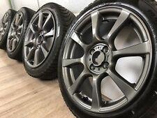 4 x Original 16 Zoll Fiat Abarth 500 595 195/45 r16 Pirelli Winterradsatz