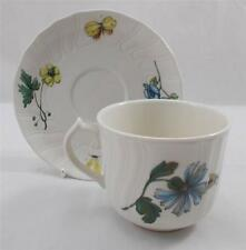 Villeroy & and Boch BOUQUET large breakfast cup and saucer