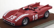 Tecnomodel Abarth 2000 SP 500 KM du Nurburgring 1970 Ahrens Jr #15 1/18 LE of 70