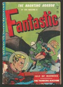 Fantastic #8, Feb. 1952