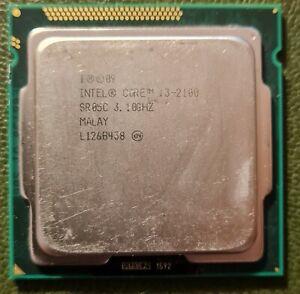 Intel Core i3-2100 3.10GHz Dual Core Socket LGA1155 CPU Processor