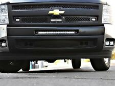 2007-2013 Chevrolet 1500/2500/3500 Fog Light Kit with Dually LED  40337 Rigid