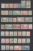 French Morocco stamps, small collection of 41 classics, used, SCV $29.00