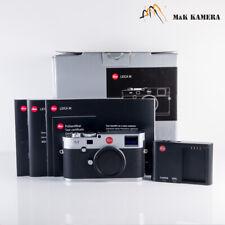 Leica M240 CMOS 10771 Silver Digital Rangefinder Camera #661