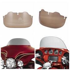 "8""  Windscreen Windsheild For Harley DavidsonElectra GlideUltra Classic FLHTCU"