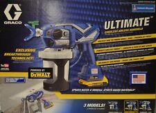 Graco 17N164 Cordless Handheld Airless Paint Sprayer