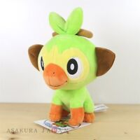 Pokemon Center Original Plush doll Grookey Toy From Japan SWORD SHIELD