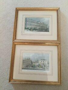 Vintage Framed Prints Of Bath