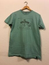 Vonzipper Men's Mint Green T-Shirt Size Medium (c9)