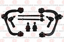 Inner And Outer Rack Ends Upper Control Arms Lower Ball Joints 2006 Ford F-150