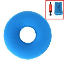 Orthopädischer Sitzring Sitzkissen blau    Ø35cm Hämorrhoiden Anti Dekubitus