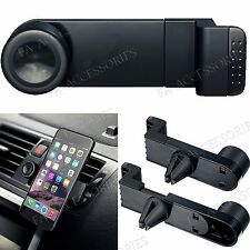 For S9 S8 S7 S6 Car Air vent Mount Holder Cradle Phone Kit For All Galaxy Models