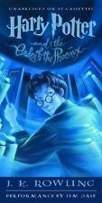 Harry Potter and the Order of the Phoenix By JK. Rowling Books On Audio Tapes