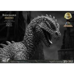 Star Ace X Plus Rhedosaurus deluxe monochrome Harryhausen Beast 20,000 Fathoms