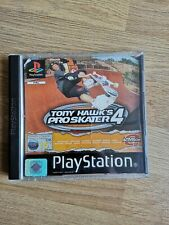 Tony Hawk's Pro Skater 4 (Sony PlayStation 1, 2002) NO MANUAL