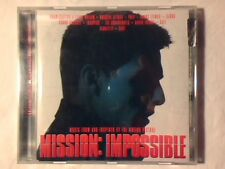 COLONNA SONORA Mission: impossible cd U2 CRANBERRIES BJORK MAI SUONATO UNPLAYED!